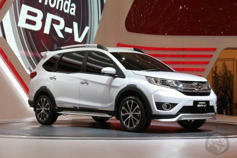2017 Honda Br V News And Specs
