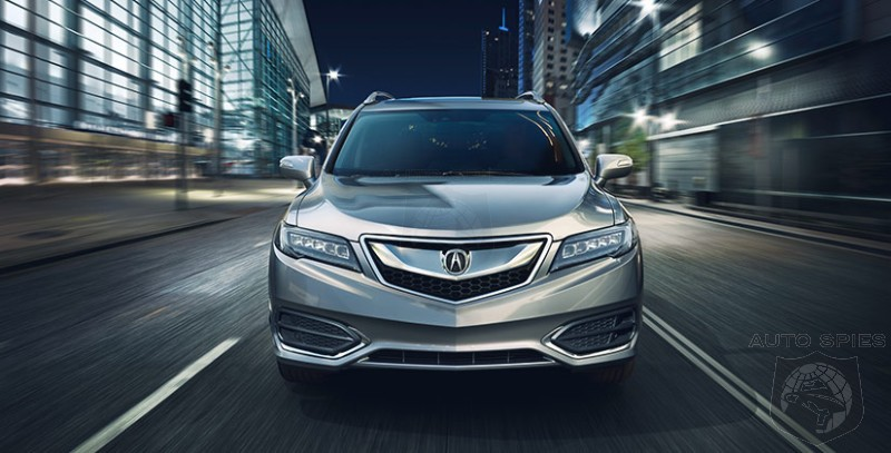 2018 Acura Rdx New Platform Less Weight Better Driving Experience