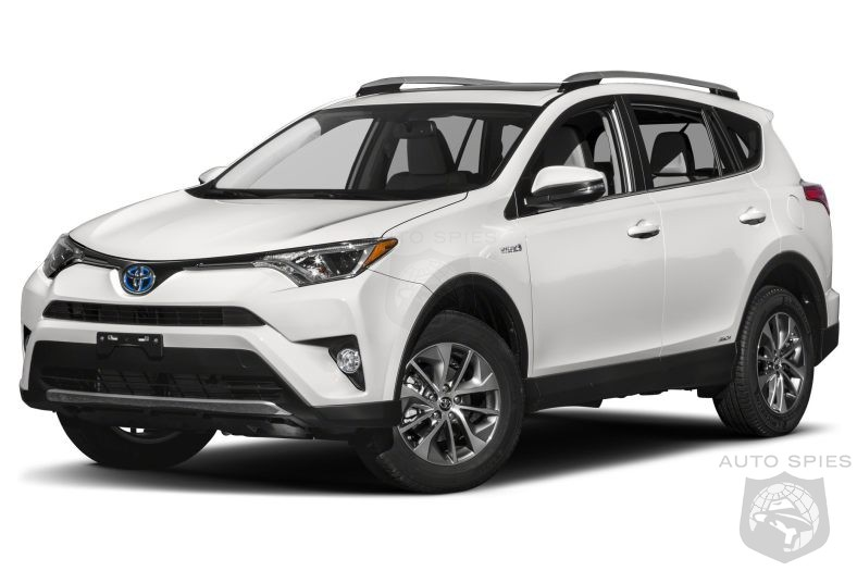 rumors 2018 toyota rav4 hybrid redesign autospies auto news. Black Bedroom Furniture Sets. Home Design Ideas