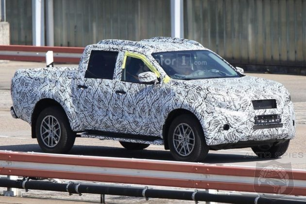 2018 Bmw Pickup Truck Spy Photos And Rumors Autospies