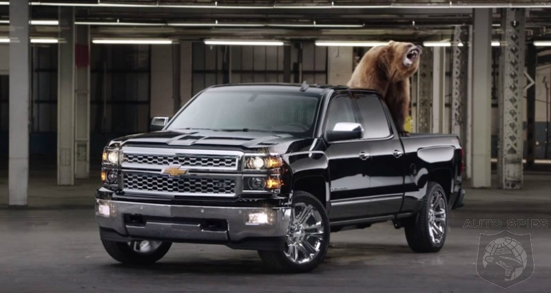 2018 Chevy Silverado Rumors and Speculations - AutoSpies ...
