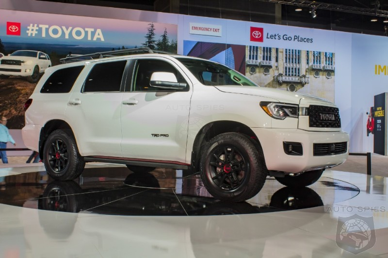 2020 Toyota Sequoia TRD Pro – an Ultimate Preview