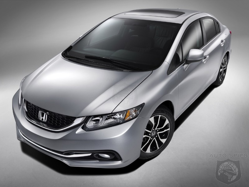 2013 Honda Civic revealed