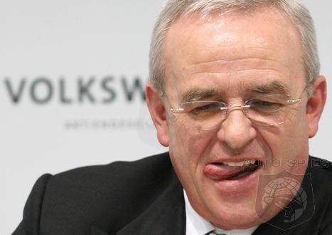 VW CEO Receives 41% Pay Raise!