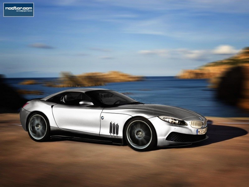 Bmw Z10 Supercar Rendering Autospies Auto News