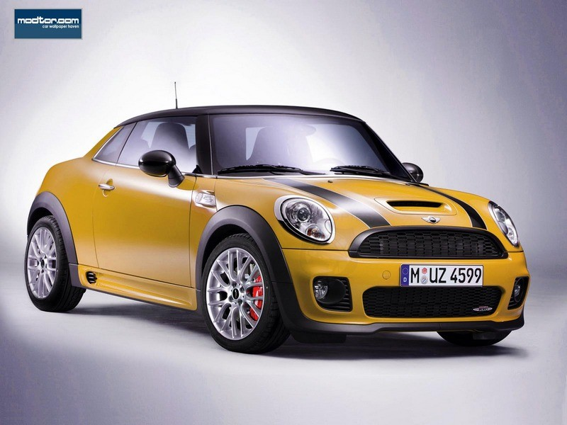 The New Mini Cooper Broadsd Rendering