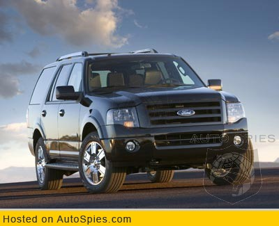 2007 Ford Expedition Limited or 2007 Chevrolet Tahoe LTZ ...