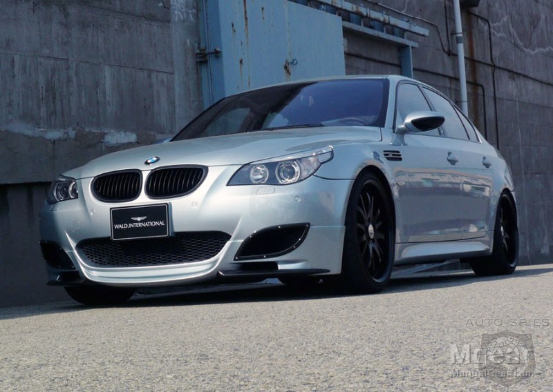 Bmw M5 Kitted Up