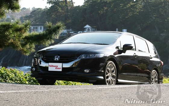 2010 Honda Odyssey JDM - AutoSpies Auto News