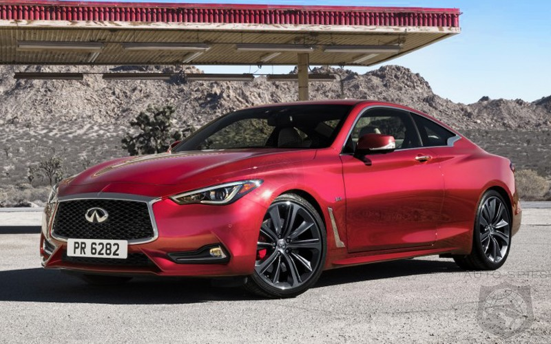 2017 Infiniti Q60 Sport Coupe Lineup Features Prices