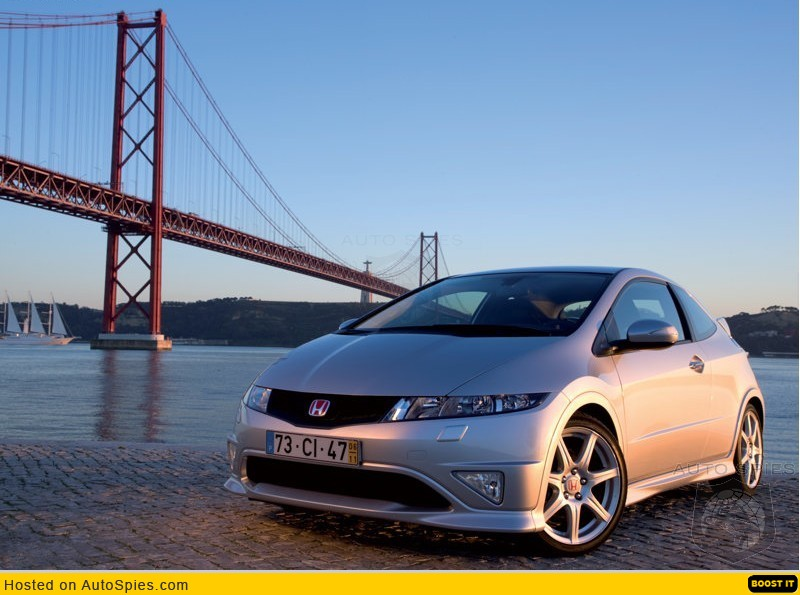 2007 Honda Civic Type R & Type S availability for Europe - AutoSpies ...