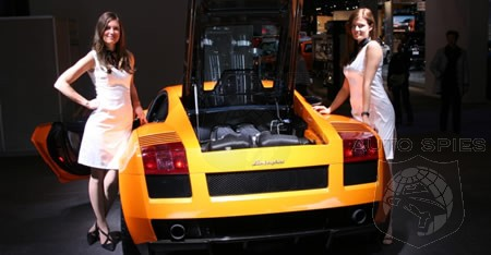 Lamborghini announces 2008 model year enhancements