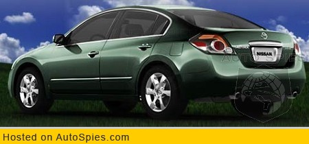 irs approves the 2007 nissan altima hybrid for tax credits. Black Bedroom Furniture Sets. Home Design Ideas