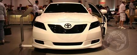 2007 Sema Show Toyota Camry Vip With Sliding Doors