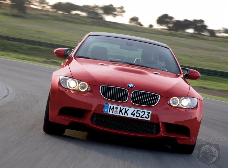 2008 BMW M3 Coupe Pricing Confirmed: £50,625 gets you 420 ...