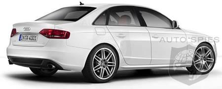 Audi A4 2009 S Line