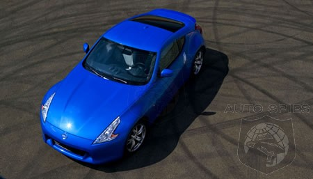 Nissan 370Z goes from 0 to 60 in the same time as the BMW M3