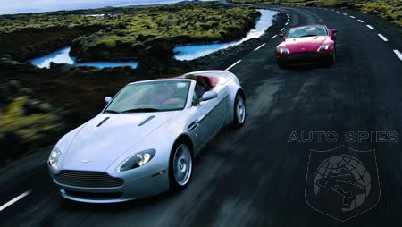 Aston Martin V8 Vantage gets more power, better fuel-economy for 2009