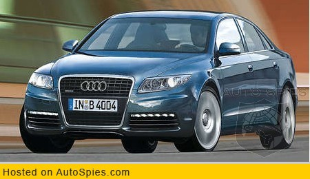 Will the next Audi A4 look like this?