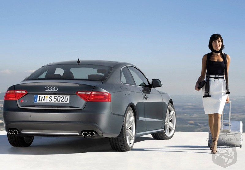 Audi A5 To Form Basis For The Next A4 Autospies Auto News