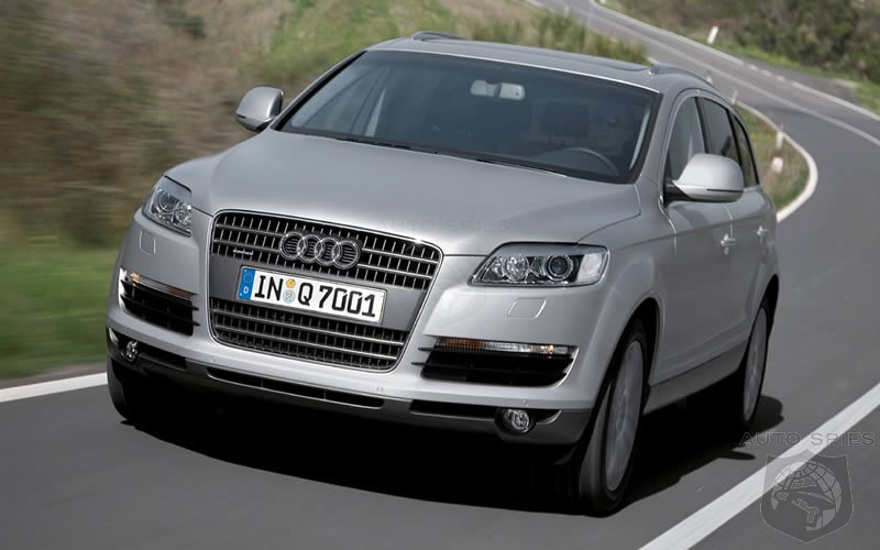 audi q7 4 2 tdi announced for europe autospies auto news. Black Bedroom Furniture Sets. Home Design Ideas