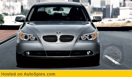 BMW I Sedan With Twin Turbo Hp Coming March - 2007 bmw 535