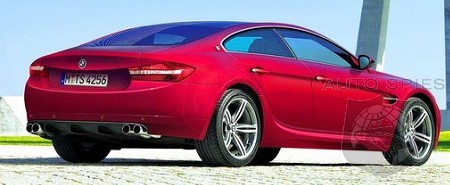 BMW Series To Make A Come Back As A Fourdoor Coupe AutoSpies - 2015 bmw 8 series price