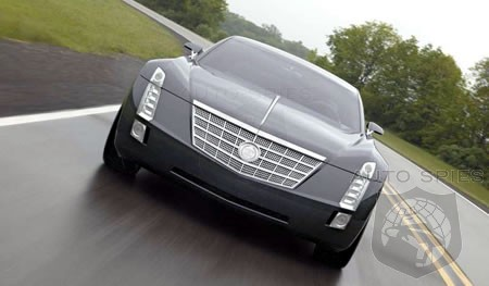 Cadillac cancels plans for V12 XLKS flagship sedan