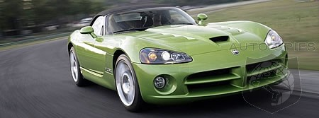 Chrysler launches production of 600hp Viper SRT10
