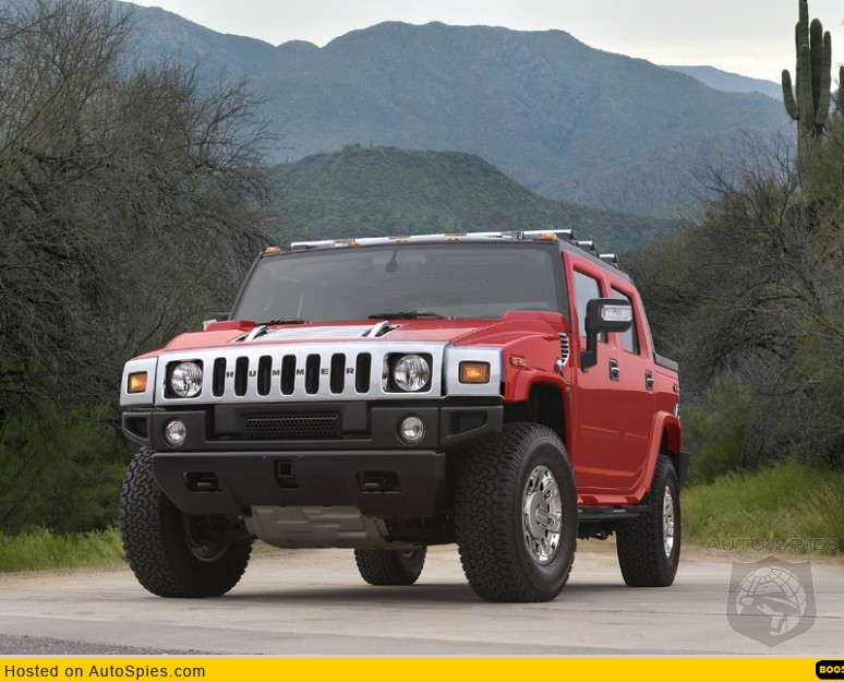 hummer victory red
