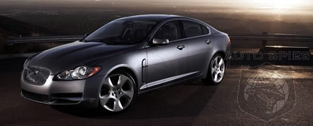 Jaguar XF Coupe And Convertible Receive The Greenlight
