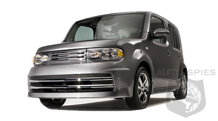 2009 CHICAGO AUTO SHOW: 2009 Nissan Cube pricing announced