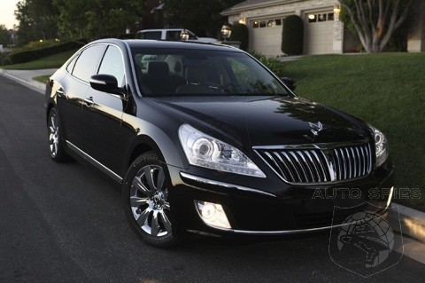Hyundai Equus Spotted In The U S Once Again With Huge