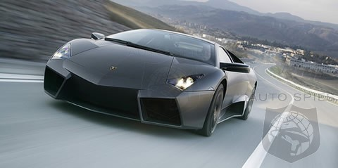 Lamborghini on New Lamborghini V12 On The Way  Reventon Roadster In The Works