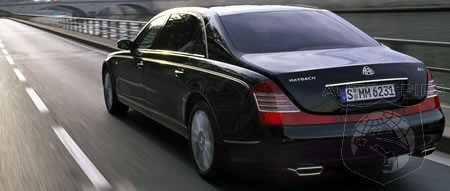 2008 Maybach models get a $3,500 price jump