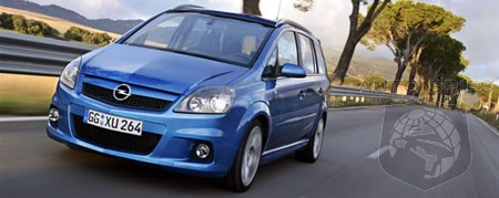 GM planning small 7-seater Chevrolet minivan for 2009