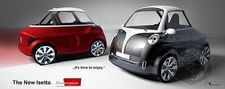 Smart  on Photo Rendering Bmw Isetta Image Jpg
