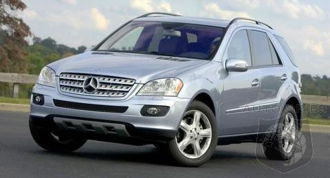 review 2007 mercedes benz ml320 cdi test drive autospies auto news. Black Bedroom Furniture Sets. Home Design Ideas