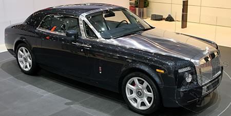Rolls Royce S Future Baby Rolls Coming In 2010 Phantom