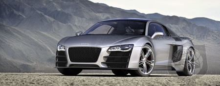 score audi rs8 coming next year with v10 580 hp autospies auto news. Black Bedroom Furniture Sets. Home Design Ideas
