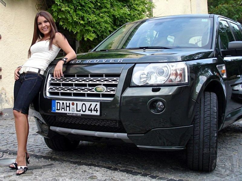 Tuner Cars Land Rover Freelander 2 By Loder1899
