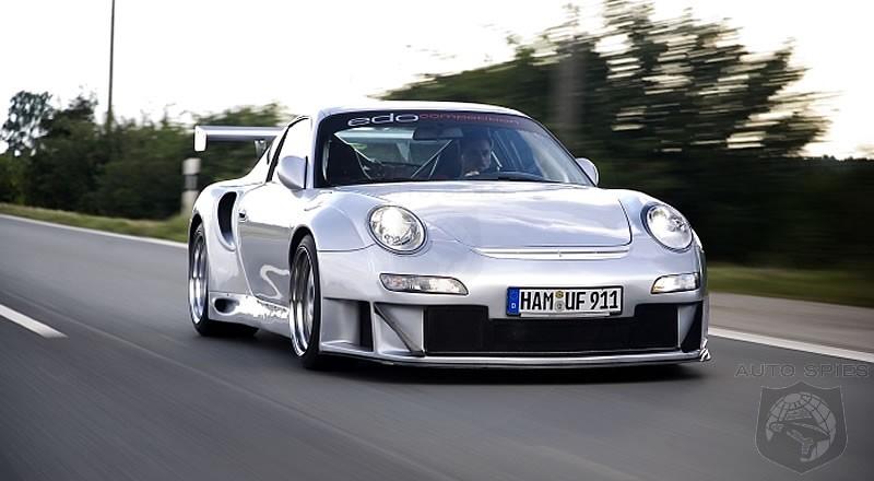 2007 Edo Porsche 997 Gt2 R. Edo Porsche 997 GT2 R