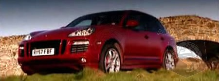 Fifth Gear: Porsche Cayenne GTS vs. BMW X5 4.8i