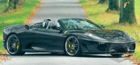 Ferrari F430 Convertible Spyder 656hp Autospies Auto News