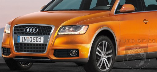 Build Audi Q5 >> Audi Wants To Build Q5 In America Autospies Auto News