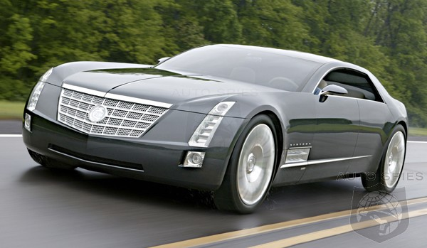 Cadillac Sixteen Concept Nice view