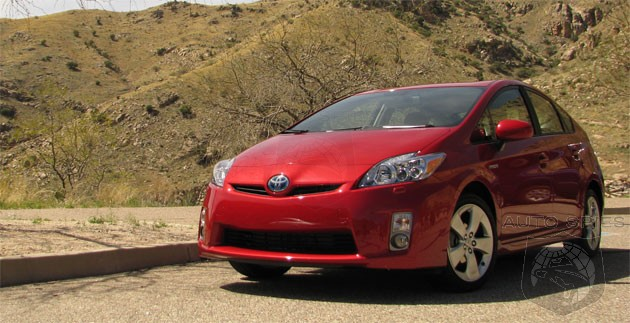 2010 Toyota Prius Review