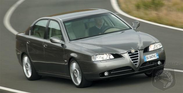 Alfa Romeo 169 luxury flagship will be based on Chrysler 300 ...