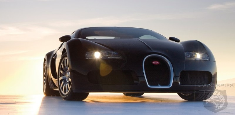 bugatti working on veyron replacement autospies auto news. Black Bedroom Furniture Sets. Home Design Ideas