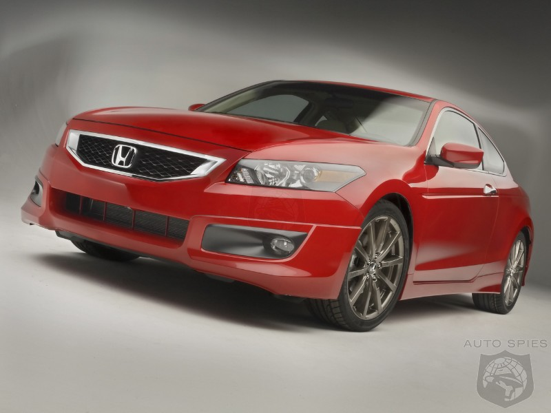 2008 Honda Factory Performance Accord Coupe Autospies